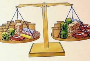 balance of payment and balance of trade