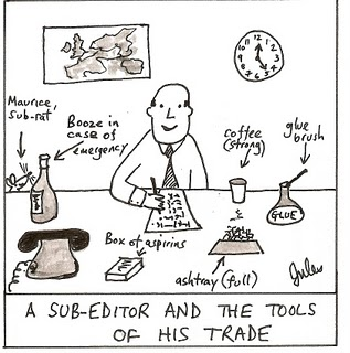 Sub Editor Qulaifications & Functions of Sub editor