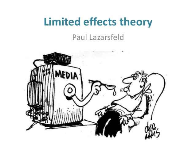 types of media effects
