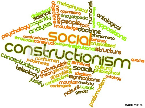 Social Constructionism in Mass Communication Talk