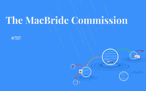 The MacBride Commission